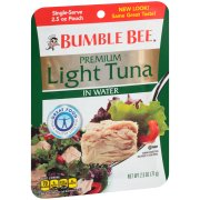BUMBLE BEE® Tuna in Water - Pouch