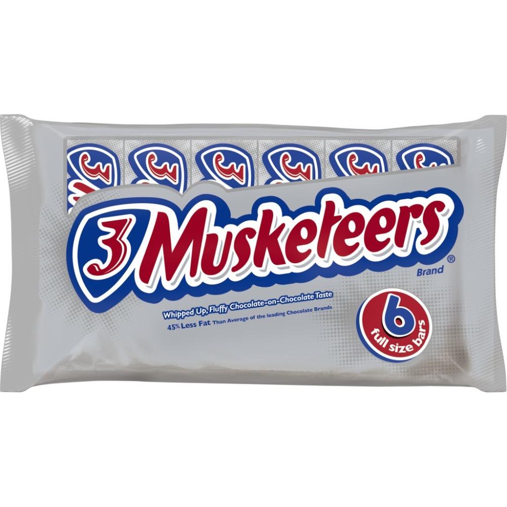 3 MUSKETEERS® (6 Pack)