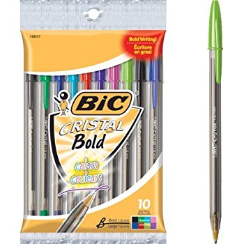 bic round cristal pens upnorth services