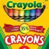 Crayola Crayons 8 pack