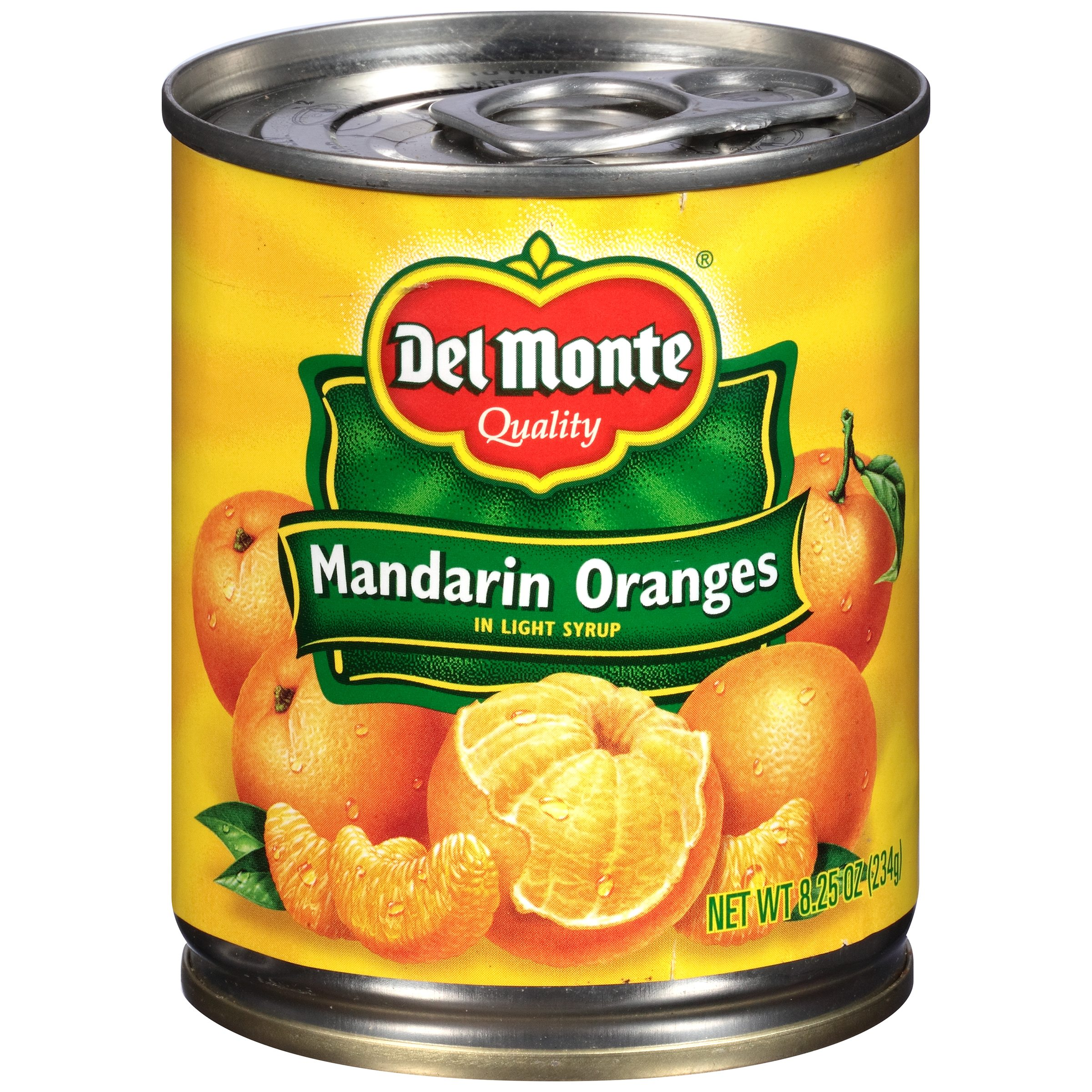 Del Monte® Mandarin Oranges in Light Syrup 8.25 oz.