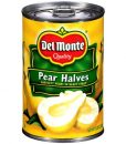 Del Monte Pear Halves Heavy Syrup, 15.25 Oz