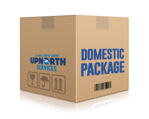UpNorth Services Domestic Package